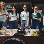 Haircuts, Pancakes and Painting: Big Volunteer Day with STC Amsterdam