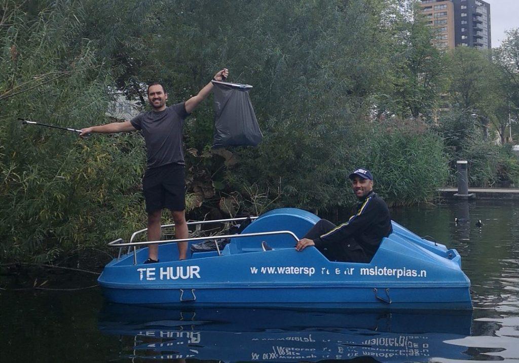 vrijwilligerswerk Amsterdam als teamuitje met je bedrijf