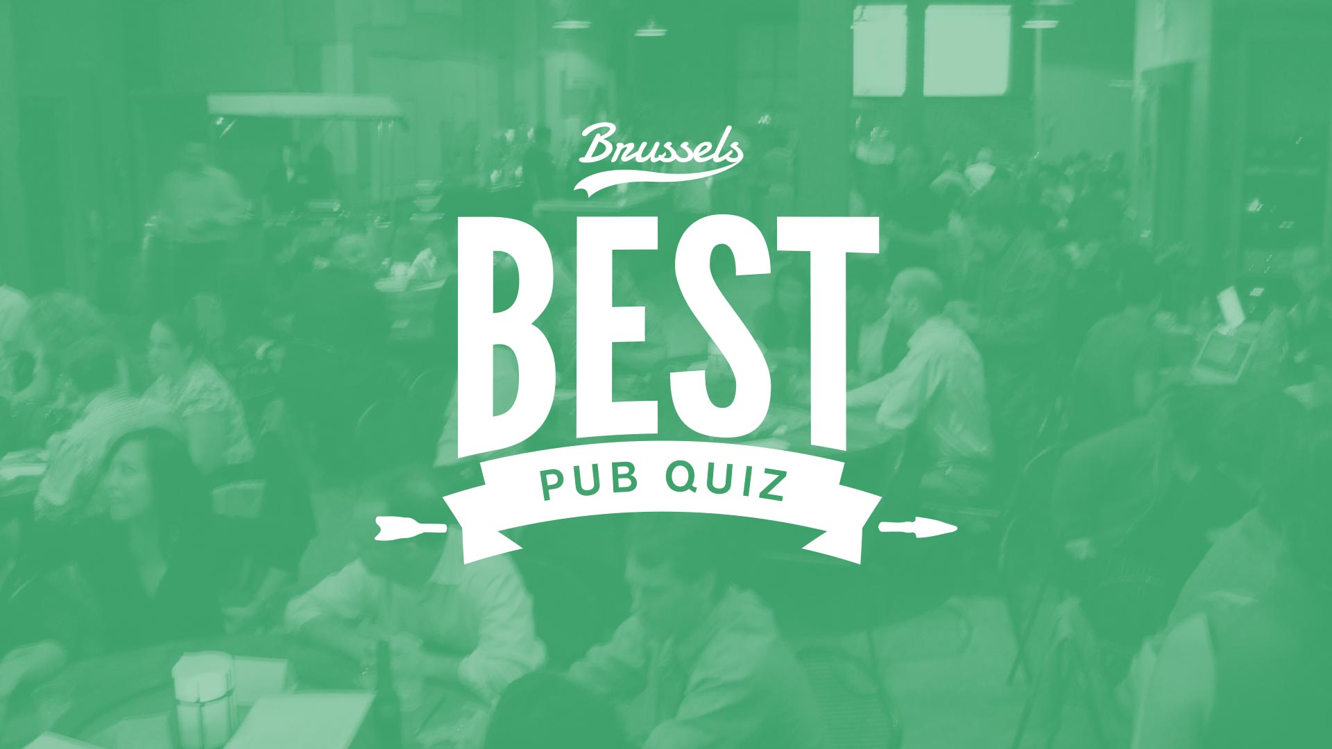 Pub Quiz – Serve the City Brussels