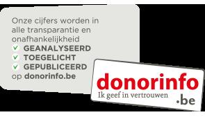donorinfo.be - ik geef in vertrouwen