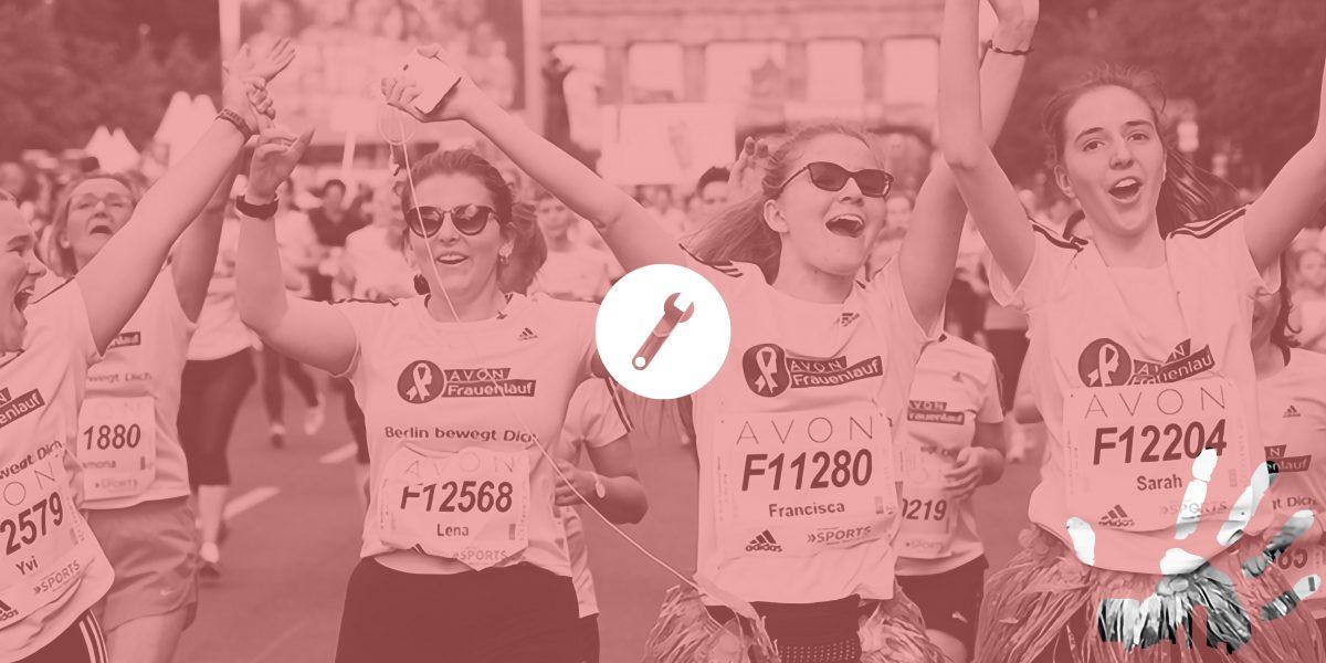 AVON sponsor run - Serve the City Berlin 2019