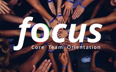 Core Team Orientation
